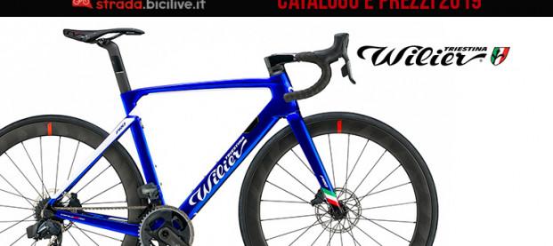 Wilier Triestina: il catalogo delle bici da corsa e gravel 2019