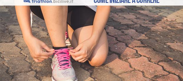 Come iniziare a correre: consigli per principianti