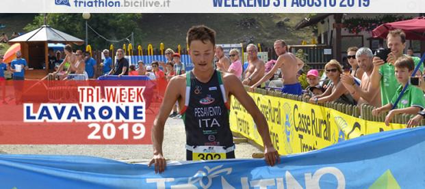 Triathlon Olimpico e Cross di Lavarone: un lungo weekend agonistico