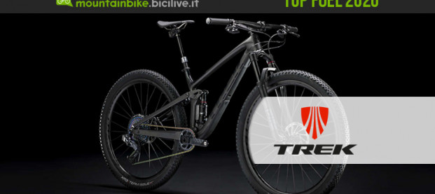 La Trek Top Fuel 2020 è sempre più versatile