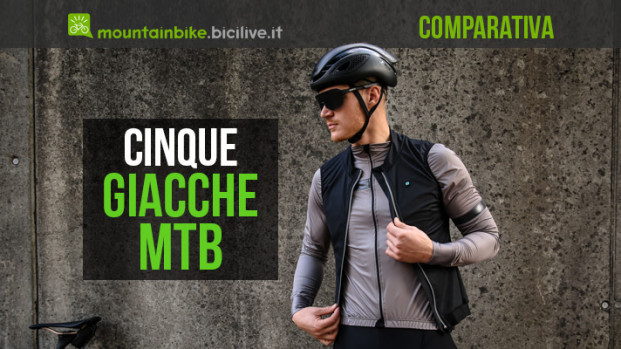 Le 5 giacche MTB più vendute: un confronto