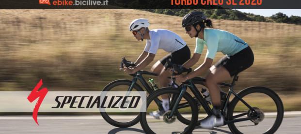 Specialized Turbo Creo SL: eBike da strada e gravel
