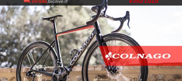Colnago V3Rs: una bici da corsa di ultima generazione
