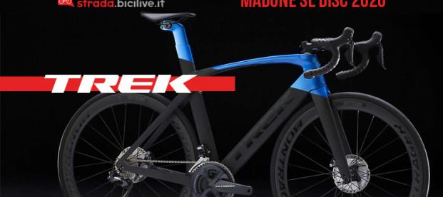Trek Madone SL Disc: due modelli da corsa aero