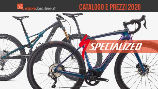 Tutte le e-bike Specialized Turbo 2020: catalogo e listino prezzi