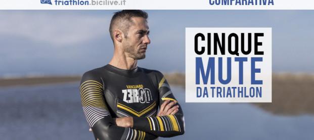 Muta da triathlon a manica lunga: cinque proposte tra costo e qualità
