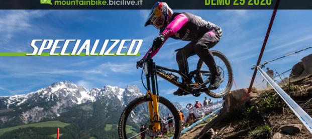 Specialized Demo 29, più veloce e competitiva