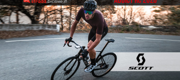Scott Addict RC 2020: integrazione totale con DNA da gara