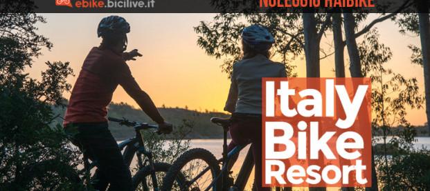 Italy Bike Resort e Haibike: sinergia per il noleggio ebike