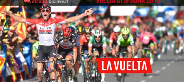 Vuelta di Spagna 2019: dal 24 agosto al 15 settembre