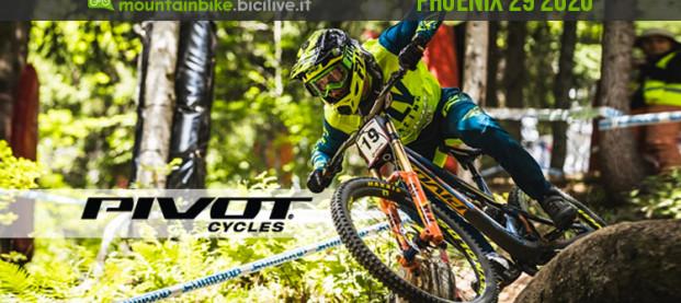 Phoenix 29: la nuova 29 pollici da DH di Pivot Cycles