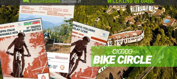 Tre competizioni XC e una di pump track nello scorso weekend di gare MTB al Ciocco