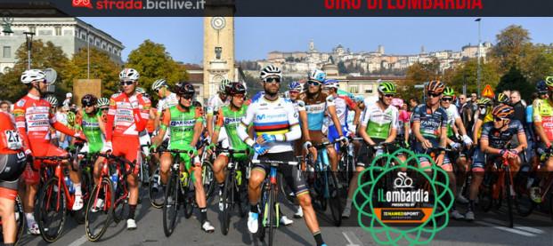 Il Giro di Lombardia 2019: 113esima edizione il 12 ottobre