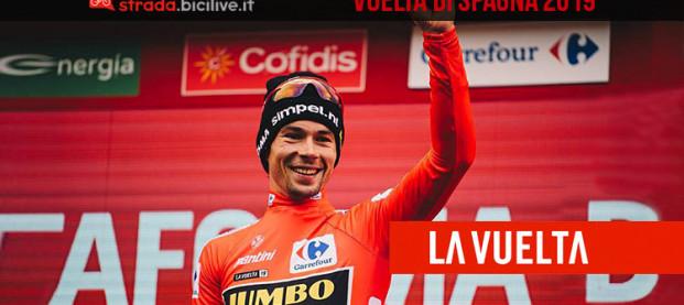 Vuelta di Spagna 2019: vince Primoz Roglic (Lotto-Jumbo Vismo)