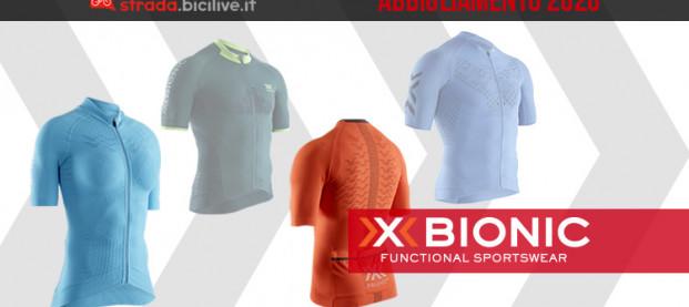 X-Bionic: la nuova collezione presentata all'Italian Bike Festival