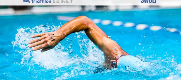 Cos'è lo SWOLF e come può essere utile nel triathlon
