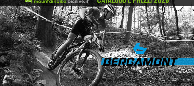 Le mountain bike Bergamont 2020: il catalogo e listino prezzi