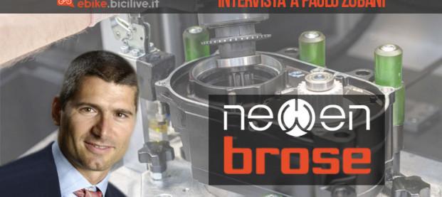 Intervista a Paolo Zubani di Newen, azienda partner di Brose per l'Italia