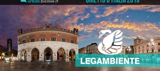Il Giretto d'Italia 2019: la città più ciclabile è ancora una volta Piacenza