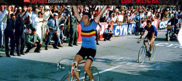 Eddy Merckx: la biografia del ciclista più vincente di sempre