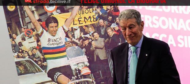 """Felice Gimondi: """"Nuvola Rossa"""", il campione di Sedrina"""