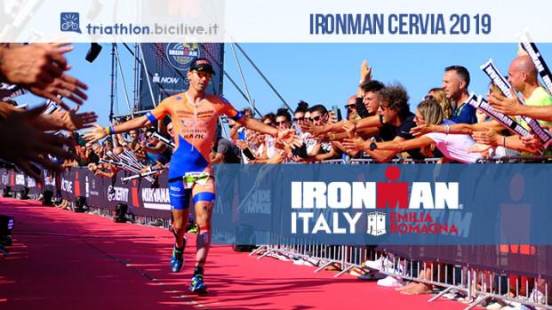 Ironman Cervia 2019: vincono Wurf, Leherieder e c'è anche un super Zanardi