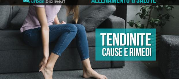 Tendinite o tendinopatia: quando il tendine si ammala