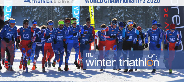 Asiago Winter Triathlon World Championships 2020, il giorno del Mondiale