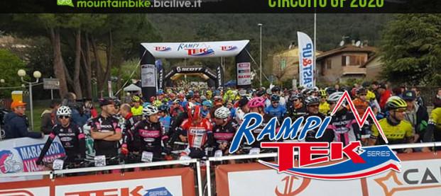 Rampitek 2020: un circuito mtb con 10 tappe di gare marathon e granfondo