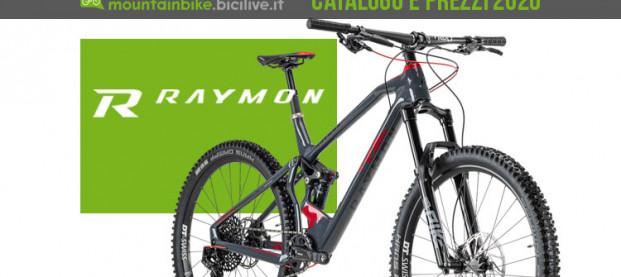 Le mountain bike R Raymon del 2020: catalogo e listino prezzi
