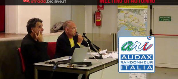 Il meeting di autunno di ARI e la nuova stagione randonnée 2020