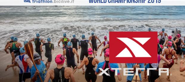 XTerra World Championship 2019: a Maui grande battaglia di sport