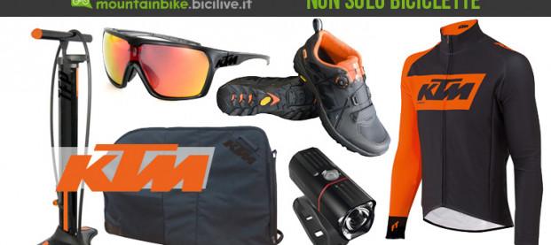 KTM, abbigliamento e accessori: alcune novità 2020
