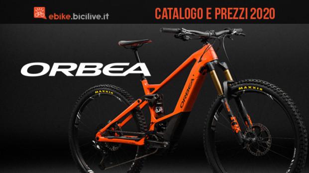 Le nuove bici elettriche di Orbea per il 2020: catalogo e prezzi