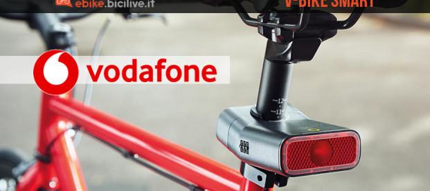 V-Bike Smart by Vodafone: tecnologia e sicurezza al servizio delle due ruote