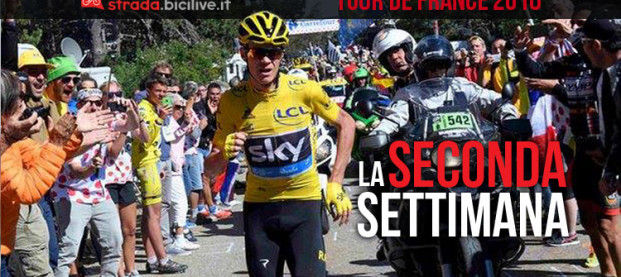 Tour de France 2016, seconda settimana: 10 cose a ruota libera