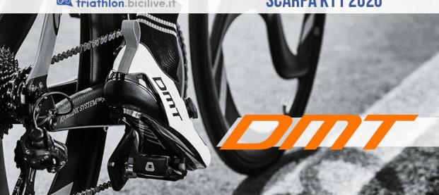 KT1: la scarpa DMT studiata per i triatleti più veloci