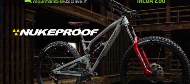 La nuova mountain bike Nukeproof Mega 290 2020