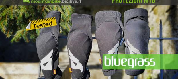 Il test delle ginocchiere e gomitiere Bluegrass Skinny D3O