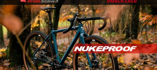 Nukeproof Digger 2020: una bici gravel ispirata dalla mtb