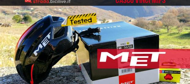 Il test del casco MET Vinci MIPS: ventilazione, sicurezza e leggerezza