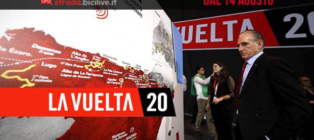 La Vuelta di Spagna 2020: dal 14 agosto al 6 settembre