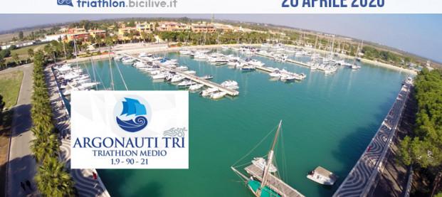 Triathlon Medio Porto degli Argonauti, il 26 aprile 2020 a Marina di Pisticci