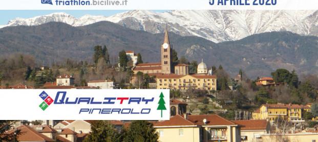Domenica 5 aprile 2020 è il giorno del Triathlon Sprint Città di Pinerolo