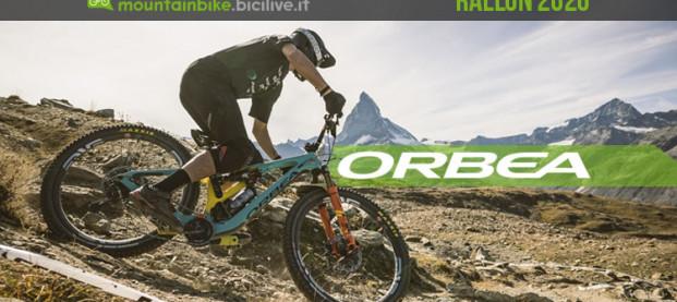 La nuova mtb Orbea Rallon 2020, ora con più travel e una nuova sospensione