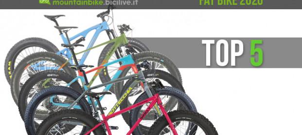 Grasso è bello: le 5 migliori Fat Bike del 2020