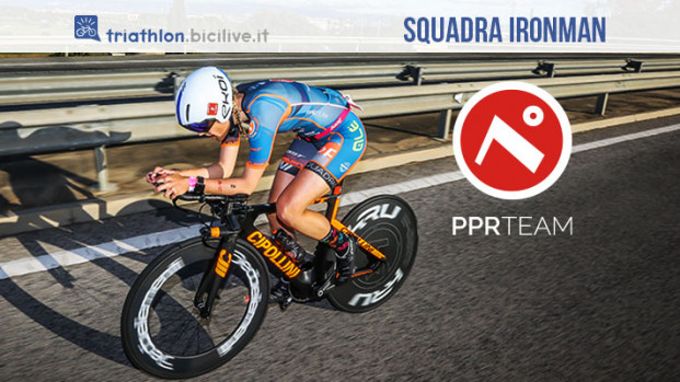 PPR Team, intervista all'eccellenza nell'Ironman