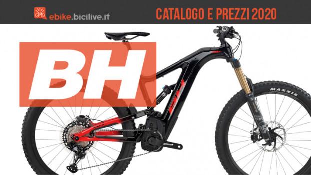 Le bici elettriche BH Easy Motion 2020: catalogo e listino prezzi