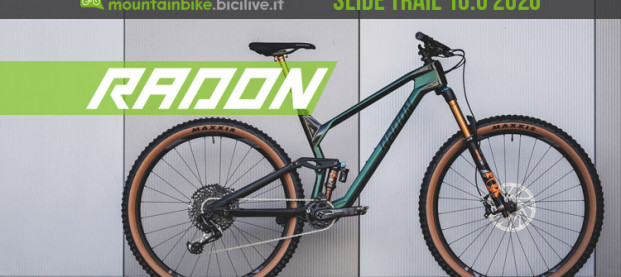 Radon Slide Trail 10.0 2020, la nuova 29″ da all mountain con prezzo imbattibile