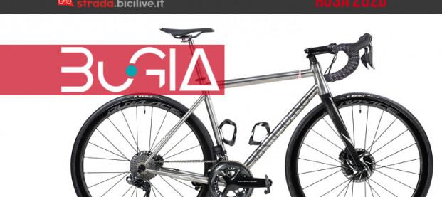 La BuGia Rosa di Gianni Bugno per i 30 anni del Giro 1990